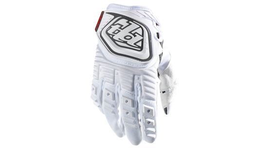 Troy Lee Designs GP Glove white